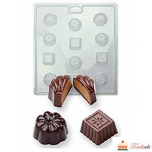 Tordiabi šokolaadikommi vorm