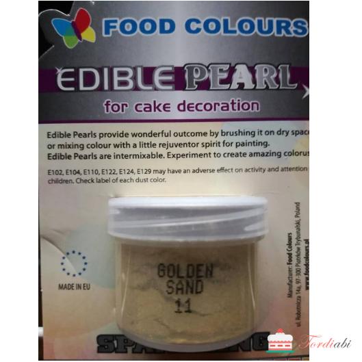 Tordiabi söödav sädelus golden sand