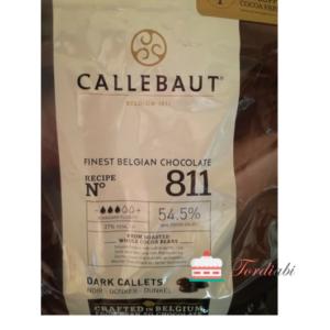 Tordiabi Callebaut tume kuvertüür