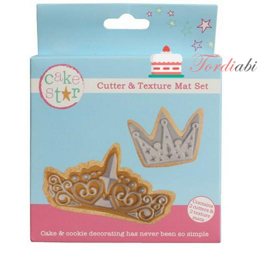Tordiabi komplekt kroonid Cake Star