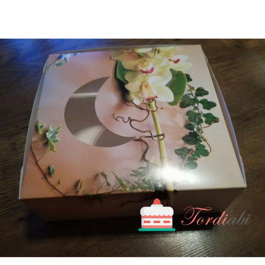 Tordiabi orhideega tordikarp