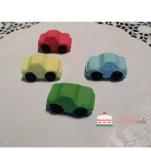 Tordiabi suhkrukaunistus autod