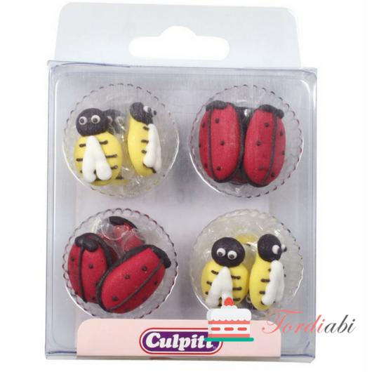 suhkrukaunistus lepatriinud mesilased Culpitt