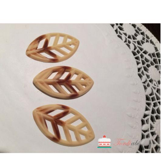 Tordikaunistus šokolaadidekoor valge sokolaad