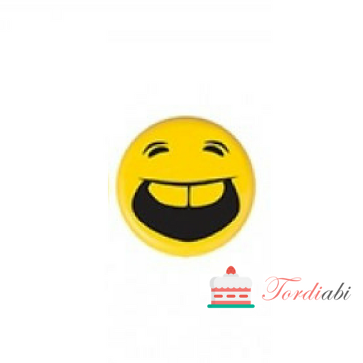 Tordiabi Geazy 3 emotikon šokolaadikaunistus