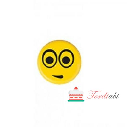Tordiabi Grazy 1 emotikon šokolaadikaunistus