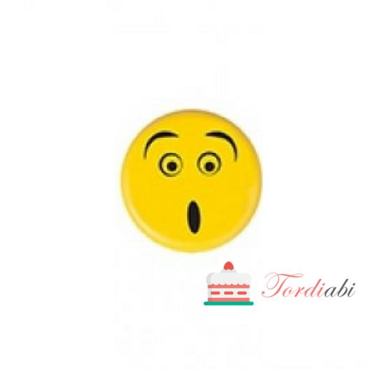 Tordiabi Grazy 2 emotikon šokolaadikaunistus