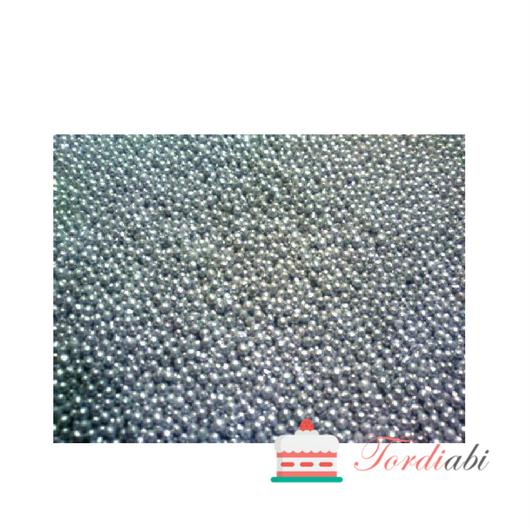 Tordiabi hõbedased väikesed nonparellid