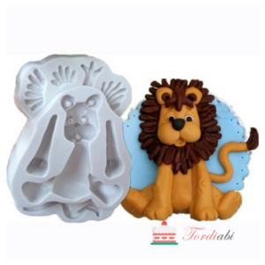 Tordiabi silikoonvorm lõvi