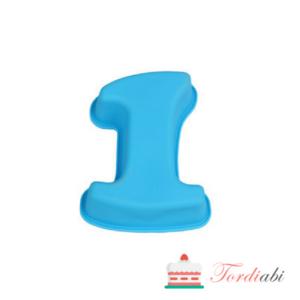 Tordiabi väike silikoonist numbrivorm 1