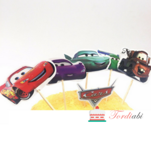 Tordiabi Cars 2 topperid