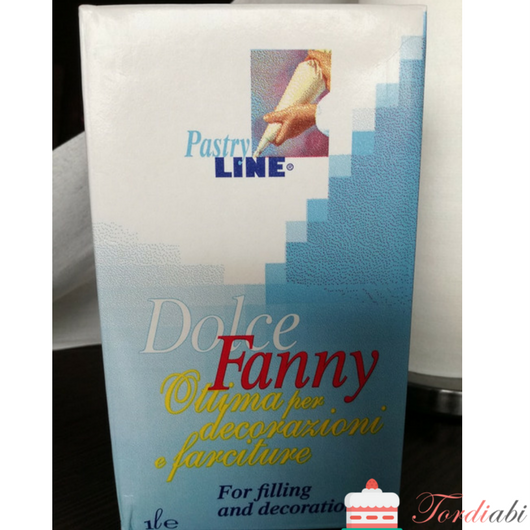 Tordiabi Dolce Fanny kondiitri vahukreem