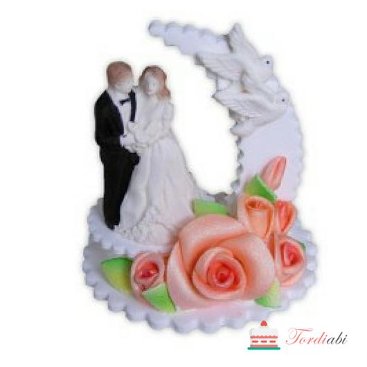 Tordiabi pruutpaar suhkrukaunistus 2