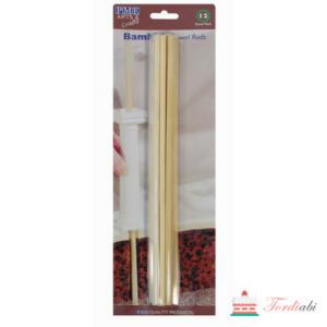 Tordiabi bambusest tugivardad