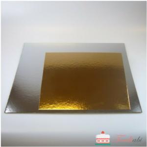 Tordiabi kuldne-hõbedane 40x60 aluspapp