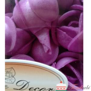 Tordiabi lillad roosinupud 35tk