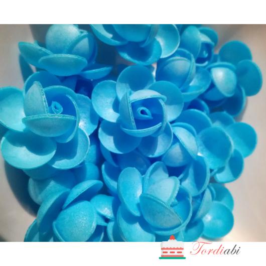 Tordiabi sinised vahvliroosid 20 tk