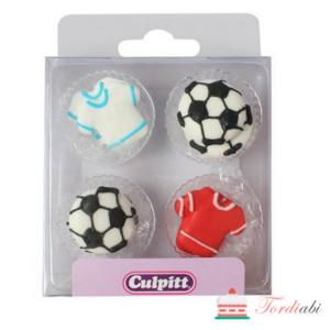 Tordiabi jalgpall suhkrukaunistus
