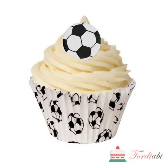 Tordiabi jalgpall vahvlikaunistus