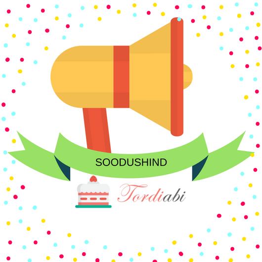 SOODUSHINNAGA TOOTED