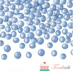 Tordiabi helesinised pehmed pärlid