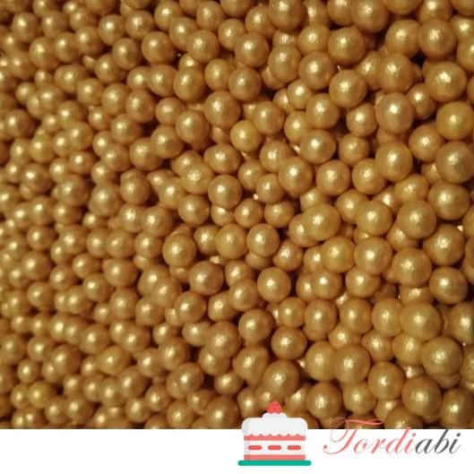 Tordiabi kuldsed pehmed pärlid