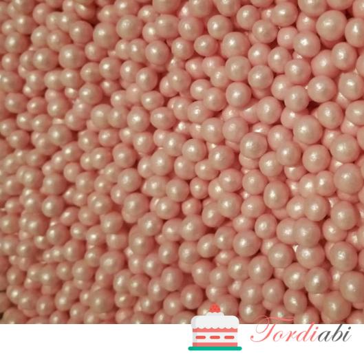 Tordiabi roosad pehmed pärlid