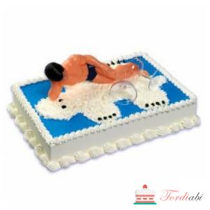 Tordiabi tordikaunistus mees