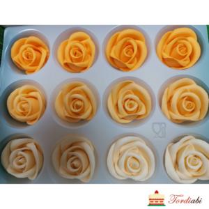 Tordiabi oranžid roosid toon-toonis
