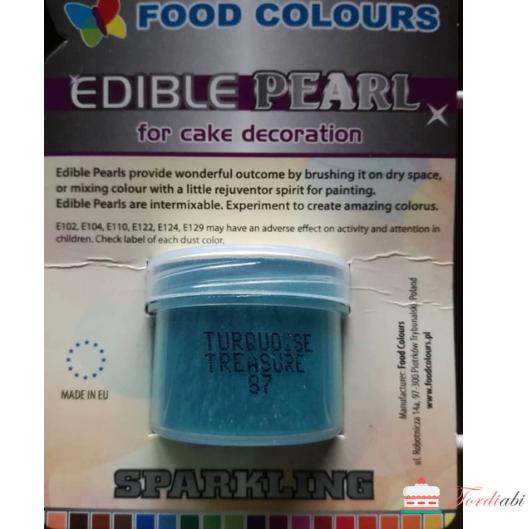 Tordiabi söödav sädelus turquoise treasure