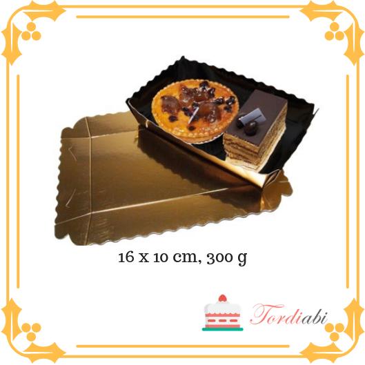 16x10 Tordiabi kuldne koogialus