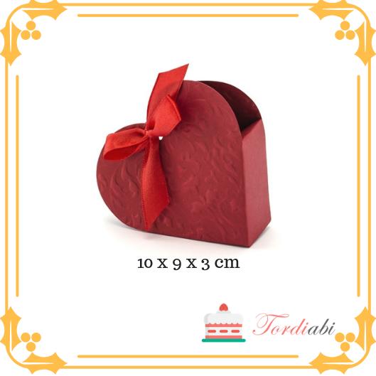 Tordiabi punane südame karbike