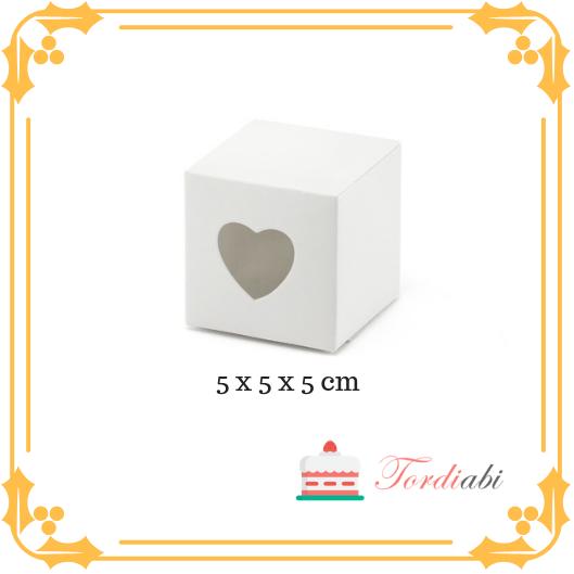 Tordiabi südame karbike 5x5x5
