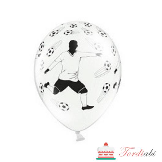 Tordiabi jalgpalluriga õhupallid