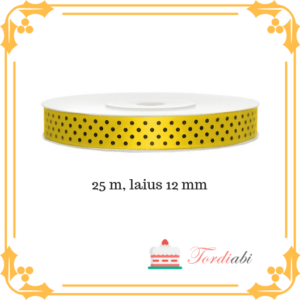 Tordiabi kollane täpiline pael