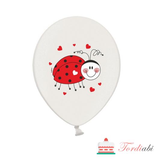 Tordiabi lepatriinu õhupallid