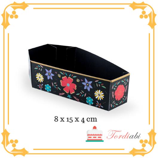 Tordiabi must lillemustriga karbike