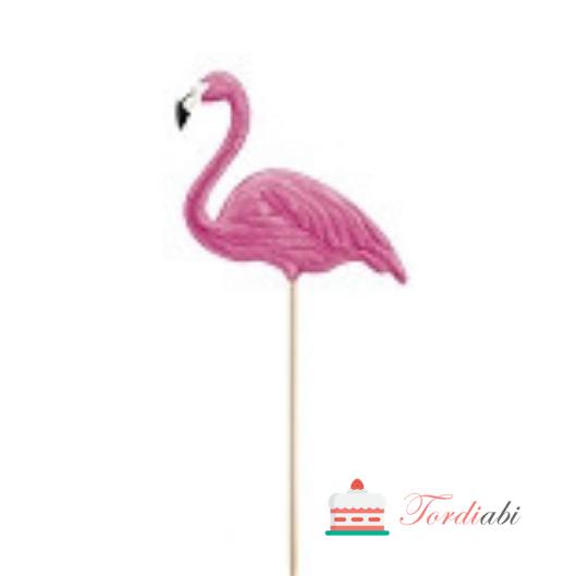 Tordiabi suur flamingo topper