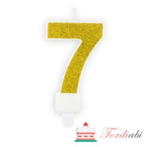 Tordiabi kuldne küünal number 7