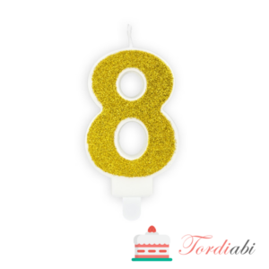Tordiabi kuldne küünal number 8