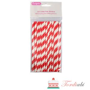 Tordiabi punase-valge triibulised pulgad