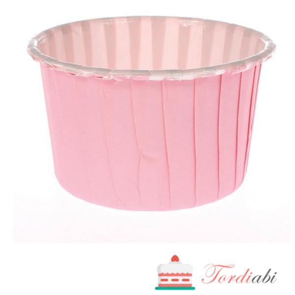Tordiabi roosad muffinivormid