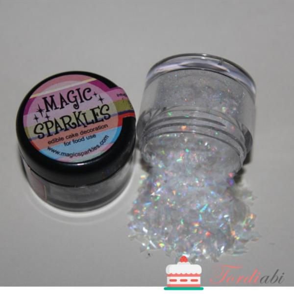 Tordiabi valge sädelus magic