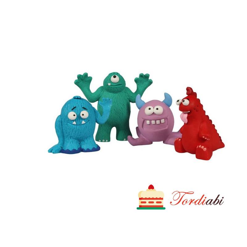 Tordiabi monsters suhkrudekoor