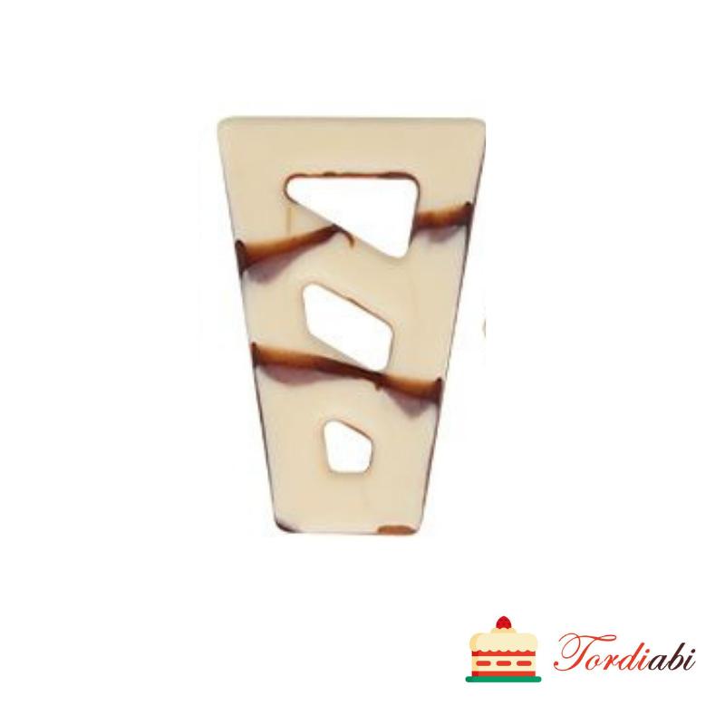Tordiabi šokolaadidekoor trapets