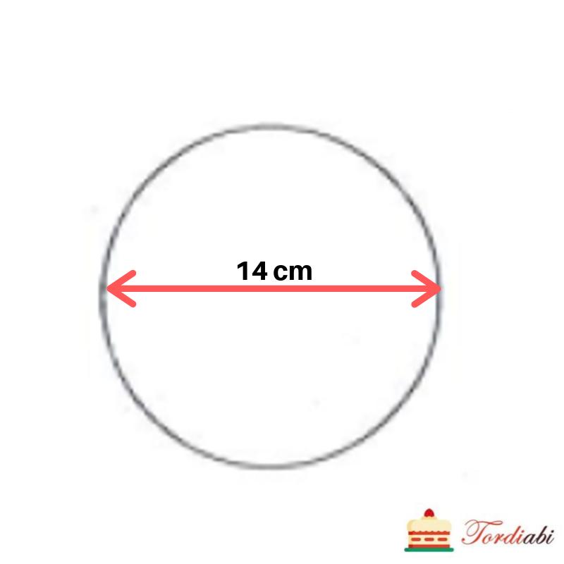 Tordiabi koogilõigu tsellofaanist alus