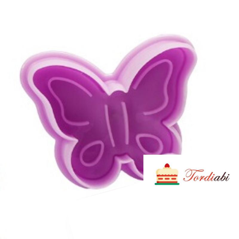 Tordiabi pitsatvorm liblikas