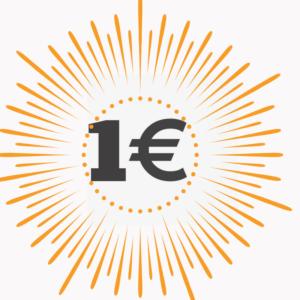 AINULT 1 EUR