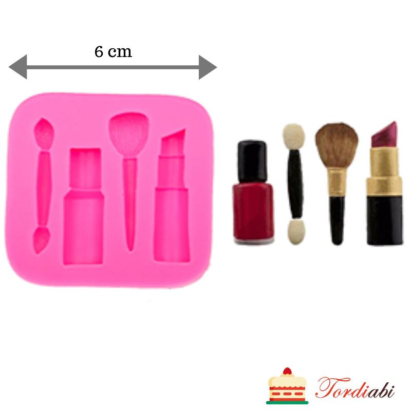 Tordiabi kosmeetika silikoonvorm