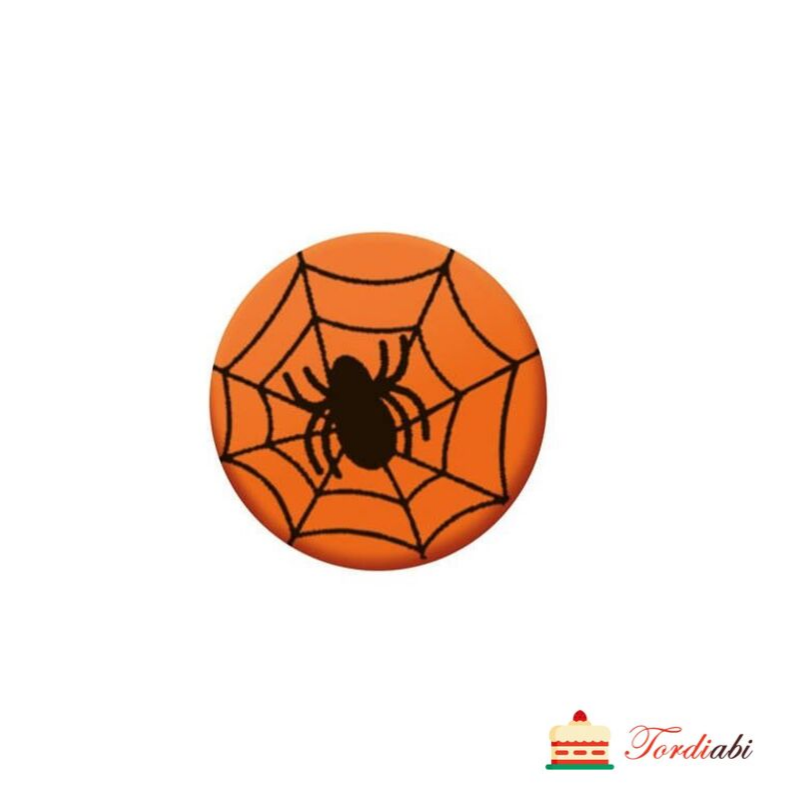 Tordiabi sokolaadidekoor ämblikuvõrk